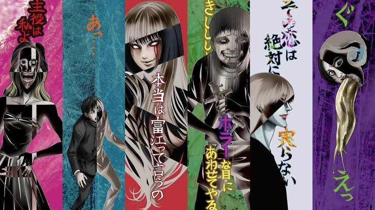 "Animax Asia to Premiere Horror Anime "" Junji Ito Collection "" in August 2020 !"